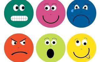 Эмоции: картинки для детей, пиктограммы, дидактические игры