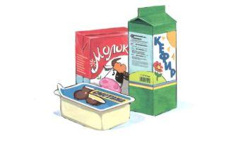 Продукты питания: картинки для детей, карточки Домана, раскраски, плакаты