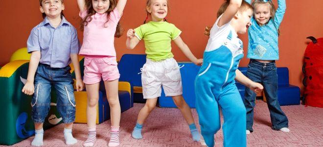 Психогимнастика для дошкольников