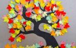 Осенние поделки из бумаги: 33 идеи на конкурс в детский сад и школу