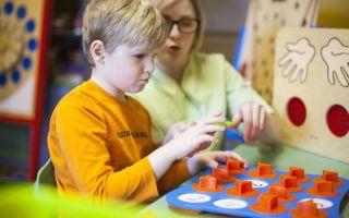 Нейропсихологическая коррекция детей дошкольного и школьного возраста