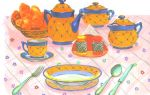 Картинки посуды для занятий с детьми