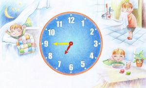 Как составить режим дня школьника