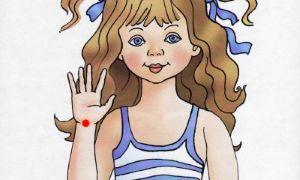 Точечный массаж при лечении заикания у детей