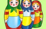 Игрушки – нарисованные картинки и раскраски для занятий в детском саду