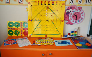 Игры Воскобовича: развивающие занятия для для дошкольников