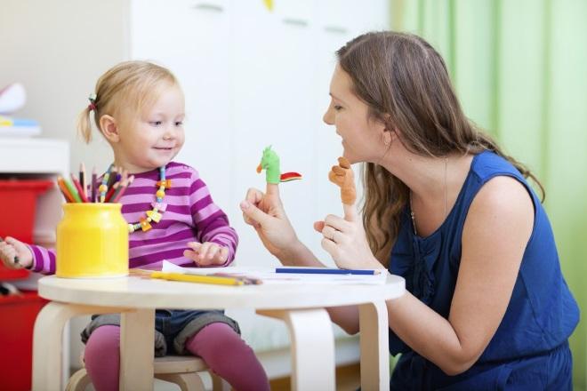 Как разговорить 2 летнего малыша
