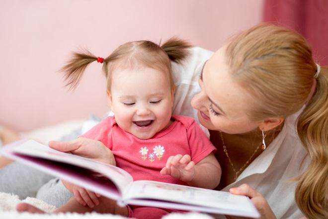 Чтение книг для развития речи детям 2-3 лет