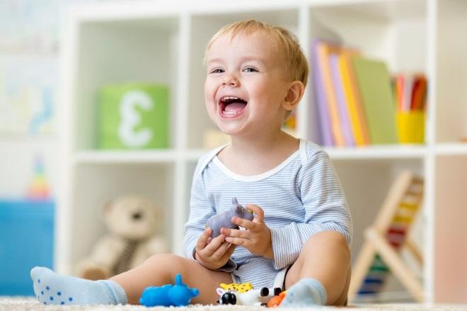 Ребенок 2-3 лет