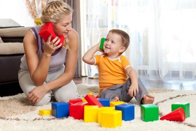 Что делать родителям если ребенок не говорит