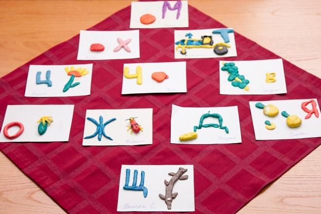 приемы для запоминания букв
