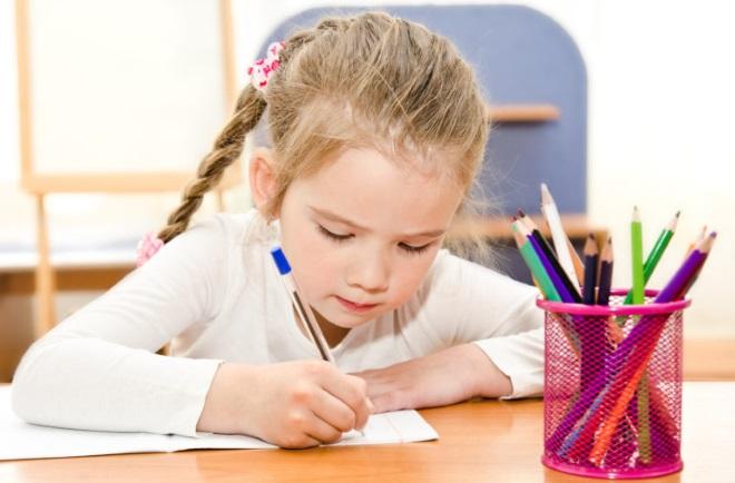 Дисграфия у школьников