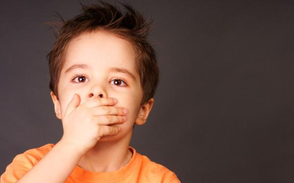 У ребенка нет голоса