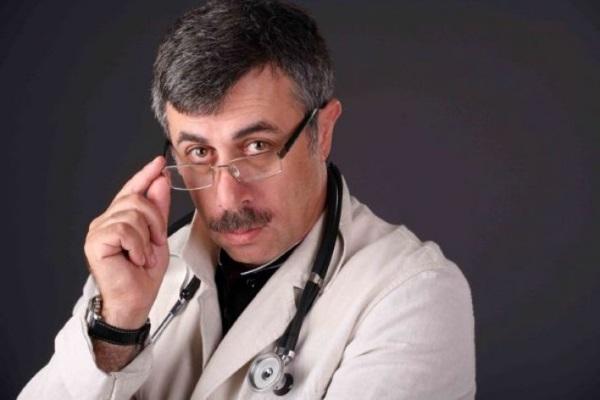 Комаровский детский врач