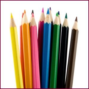 Несколько карандашей