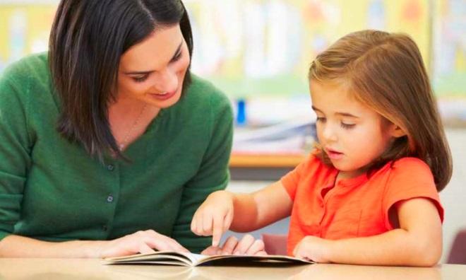 Занятие с педагогом