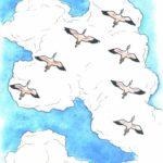 Птицы улетают на юг