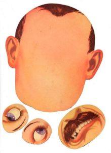 Шаблон лица 2