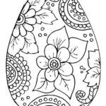 Расписное яйцо