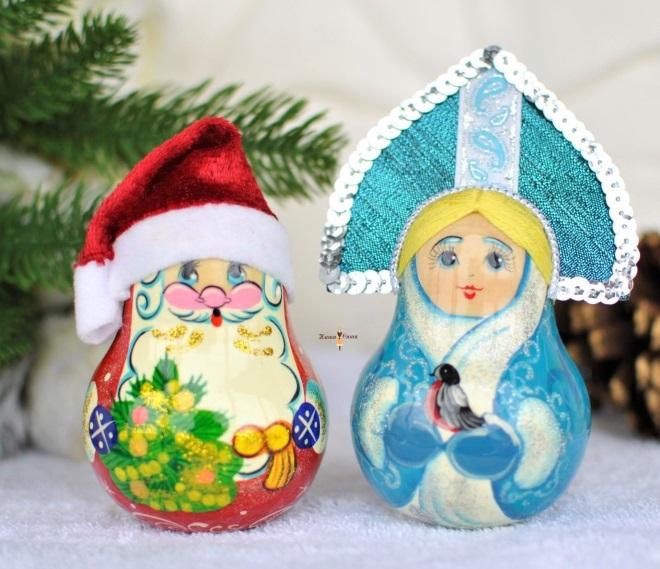 Лампочки новогодние игрушки