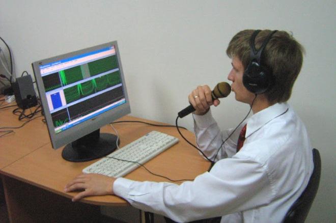 Коррекция речи компьютерные технологии