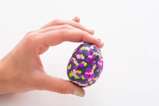 Украшение яичек