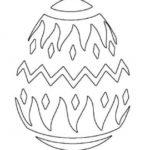 Шаблон яйца 14