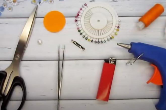 Инструменты для поделки
