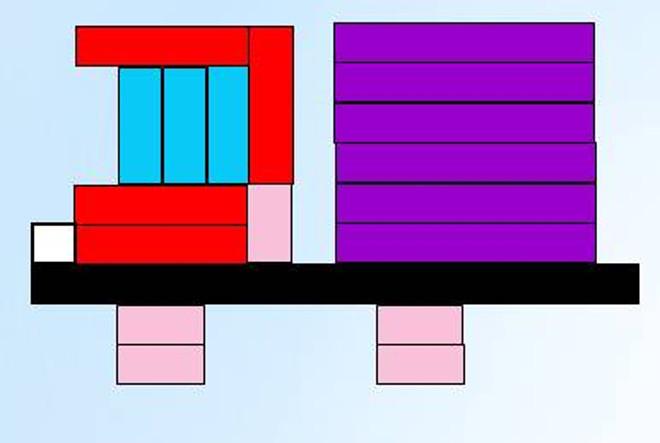 Схема Грузовик