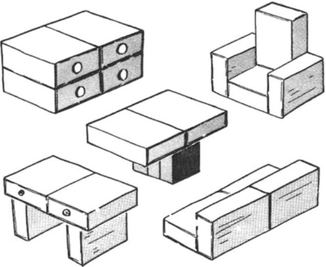 Схема для мебели