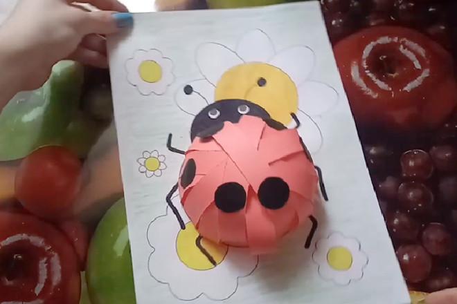 Разрисовать шаблон