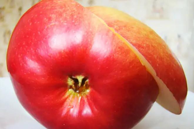 Срез яблока