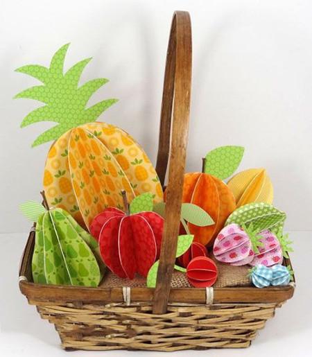 Композиция с фруктами