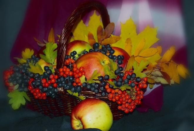Осенняя композиция 1