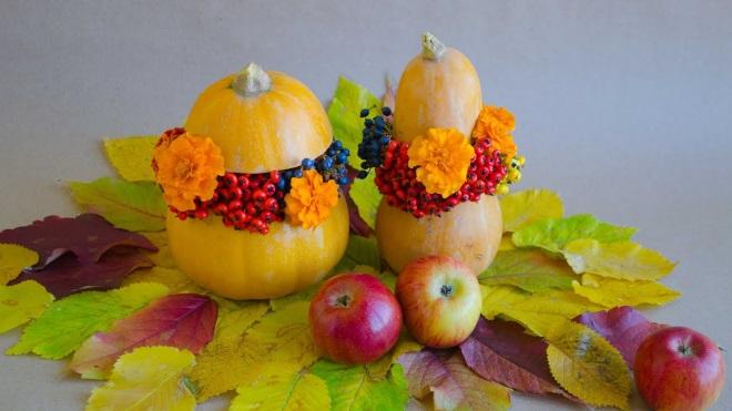 Осенняя композиция 3