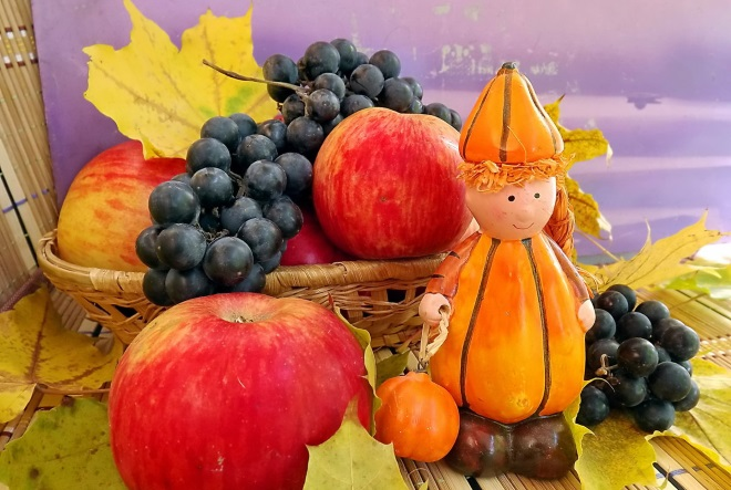 Осенняя композиция 4