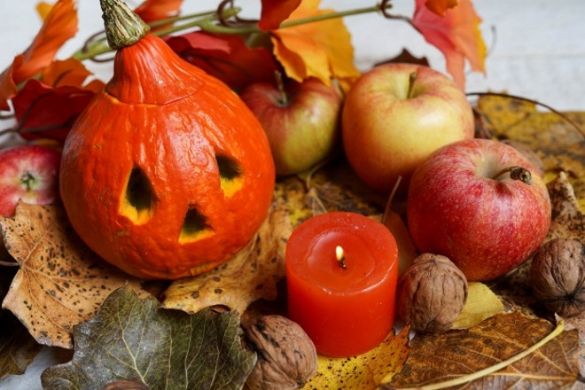 Осенняя композиция 5