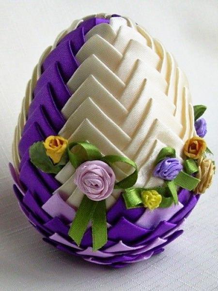 Яйцо канзаши