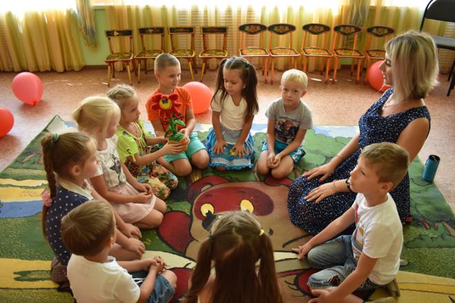 Психогимнастика у детей