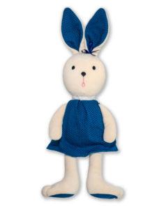Кролик из ткани на Пасху