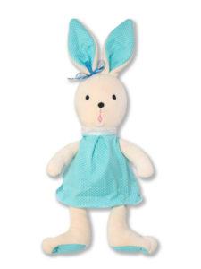 Кролик из ткани