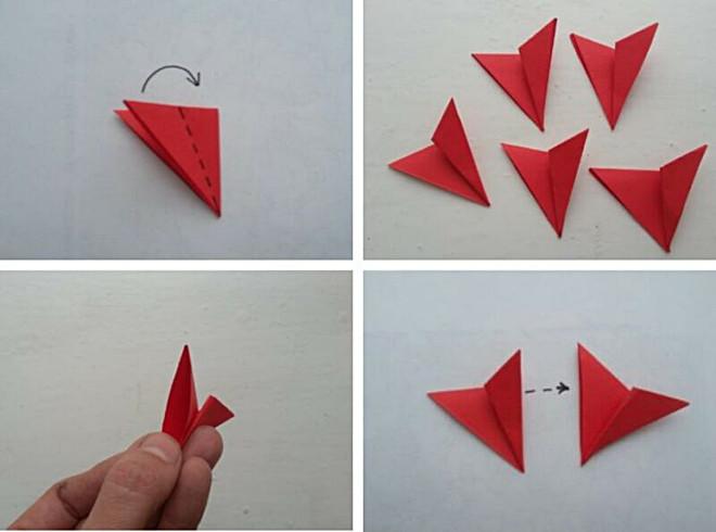 Детали оригами