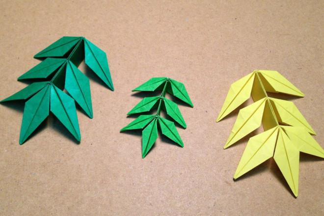Модули для листьев